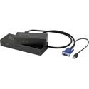 Belkin F1D086U OmniView USB CAT5 Extender and KVM Switch