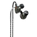 Fischer Amps FA-3 E XB Ergonomic In-Ear Earphones - Gray