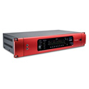 Focusrite RedNet 4 - Multi -Channel Analogue Mic/Line Preamplifier for Use with a RedNet Digital Audio Networking System
