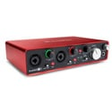 Focusrite Scarlett 2i4 2nd Generation  2 In / 4 Out USB Audio Interface
