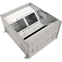 FSR FL-500P Back Box - 6 inch Deep Floor Box Pocket