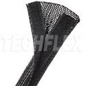 1-1/4 Inch ID FlexoWrap PET 100 Foot Roll - Black