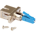 Camplex FOA-SCF-LCM SC Female to LC Male Singlemode Simplex Hybrid Adapter - Flanged