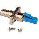 Camplex FOA-STF-LCM ST Female to LC Male Singlemode Simplex Hybrid Adapter - Flanged
