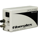 Fiberplex FOI-4972-ST Isolator for Telephone (POTS) Instrument Side Fax STU/STE or Dial-Up Modem Interface Multimode ST
