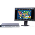 FOR-A FVW-700 TD HD Video Writer with Touch Screen - Keyboard/Mouse