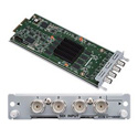 FOR-A 4 SDI Input Card with 4x F/S and 2x Resize Engine