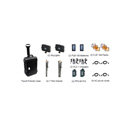 Frezzi 91060 SkyLight 2-Head A/B Mount Kit with Batteries