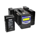 Frezzi FLC-4 Quad Simultaneous Li-Ion Charger A/B Mount with Intelligent LCD Display