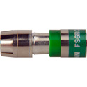 F-Conn FSNS6RCAPL RG6 RCA Series 2 Plenum Connector