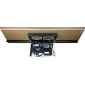 FSR WM-UTR1S Under Table Mount 1RU Equipment Rack