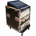 Gator G-TOUR-GRC12X12 ATA Console rack 12 over 12