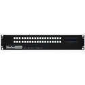GefenPRO 16x16 DVI Matrix with Front Panel Push Button Control