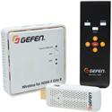 Gefen EXT-WHD-1080P-SR Wireless Extender for HDMI 5 GHz SR (Short Range) - Sender / Receiver Package