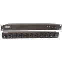 Geist SP104-10 Rackmount 10 Outlet 15A Surge Suppressed AC Power DA