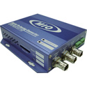 Gra-Vue MIO-ENC-AUD SDI to Analog Video & Dual Analog Audio Converter