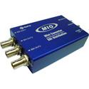 Gra-Vue MMIO VSD-HD 1x4 HD/SD-SDI ReClocking Video Distribution Amplifier
