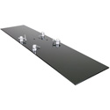 Global Truss BasePlate 1.4S 1 Foot x 4 Foot Steel Base Plate