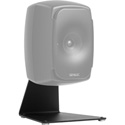 Genelec 8000-325B L-shape Table Speaker Stand for 4040 - Black Finish