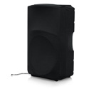Gator Stretchy 15 inch Portable Speaker Dust Cover - Black