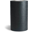 MicroGaffer Black GT-1111 1-Inch x 8-Yard Gaffer Tape 4-Roll Multi-Pack