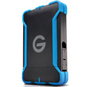 G-Tech 0G03614 G-DRIVE ev ATC 7200RPM USB 3.0 Rugged All-Terrain Case Evolution Series Compatible Hard Drive - 1TB