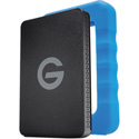 G-Tech 0G04101 G DRIVE ev RaW 7200RPM USB 3.0 Lightweight and Rugged Evolution Series Compatible Hard Drive - 1TB