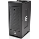 G-Tech 0G04647 G-SPEED Shuttle XL Thunderbolt 2 with RAID and 8-Bay Storage Enterprise Class HDD - 24TB - Black