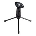 Gator Frameworks Mini Tripod Desktop Stand for Wired Mics