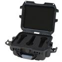 Gator Cases GM-06-MIC-WP Waterproof Mic Case- 6 Mics