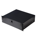 Gator GRW-DRW3 Rackworks Rack Drawer - 14.2 Inch Deep Lockable 3U