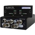 Multidyne HD-3000-TRX-ST 3G HDSDI Over Fiber Optic Converter / Transceiver