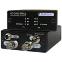 MultiDyne Two-Way 3.0 Gbps Multi-Rate Serial Digital Video Transceiver Tx 1310nm/Rx 1550nm ONE fiber for SD/HD/3G-SDI