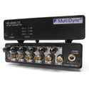 Multidyne HD-6Pack Series HD-6000-ONE-RX-ST SDI Video Transport for Signals up to 3Gbps Up to 18 on as few as ONE Fiber