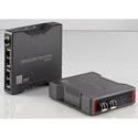 HDnP MFOS-ET 2-Channel 1 Gigabyte Ethernet Fiber Optic Converter