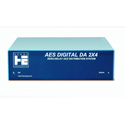 Henry Engineering AES Digital DA 2X4 Zero-Delay AES Distribution System