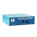 Henry Engineering D2A Digital Converter - Digital to Analog Audio Interface