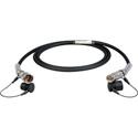 Camplex LEMO FUW-PUW Indoor Studio SMPTE Fiber Camera Cable - 25 Foot