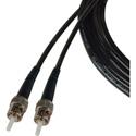Camplex TAC1 Simplex OM3 Multimode ST Fiber Optic Tactical Cable 10 Foot