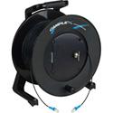 Camplex TAC1 Simplex Singlemode LC Fiber Optic Tactical Cable Reel - 1000 Foot