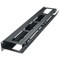 Middle Atlantic HHCM 1 One Rackspace Hinged Horizontal Cable Manager