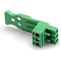 Hosa PHX-300F Phoenix 3-pole Female Connector