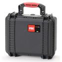 HPRC 2300F Black Hard Case w/Cubed Foam