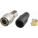 Hirose HR10A10P12P 12-Pin Male Push-Pull Connector with 10mm Male Shell