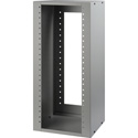 All Metal Desktop Half Rack Rackmount Cabinet 9W x 8D x 20H