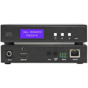 Hall Research FHD264-R HDMI-Over-IP Receiver with Extracted Audio RS232 over IP & IR