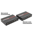 Hall Research HHD264-S-PD HDMI over LAN Sender with PoE