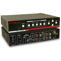 Hall Research SC-1080H Video to PC/HDTV Multi-Format Digital Scaler