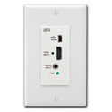 Hall Research VSA-HA-DP HDMI Input Wall Plate for VSA Series w/Audio Extraction