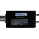 Multidyne HUT-BS-U2-SPR-ST2XXA HUT Base/CCU Adaptor SMPTE 304M Receptacle & 2 STs